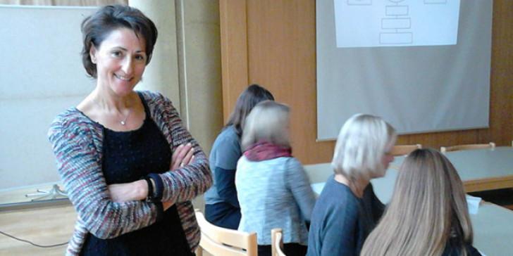 Ελληνίδα ίδρυσε στη Γερμανία Ακαδημία Αξιών -Για να γίνει η κοινωνία πιο ανθρώπινη