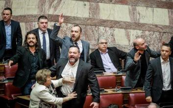 Χρυσή Αυγή: Στη ΓΑΔΑ Μιχαλολιάκος, Κασιδιάρης, Γερμενής και Ηλιόπουλος – Ολόκληρη η απόφαση του δικαστηρίου