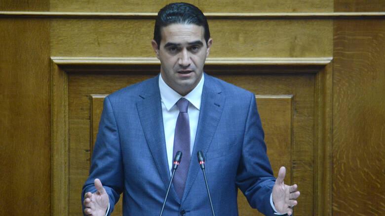 Κατρίνης: Δεν δίνουμε ψήφο εμπιστοσύνης ούτε στην κυβέρνηση του κ. Μητσοτάκη ούτε στον κ. Σταικούρα