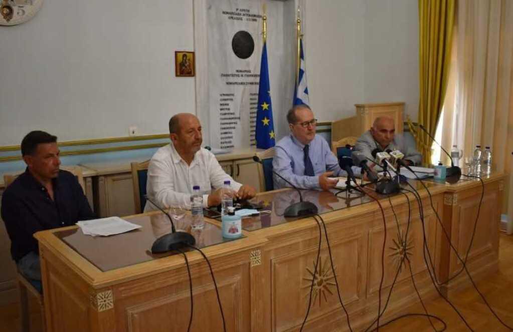 """""""Ενεση"""" από την Περιφέρεια Πελοποννήσου προς την κατεύθυνση τόνωσης της επιχειρηματικότητας"""