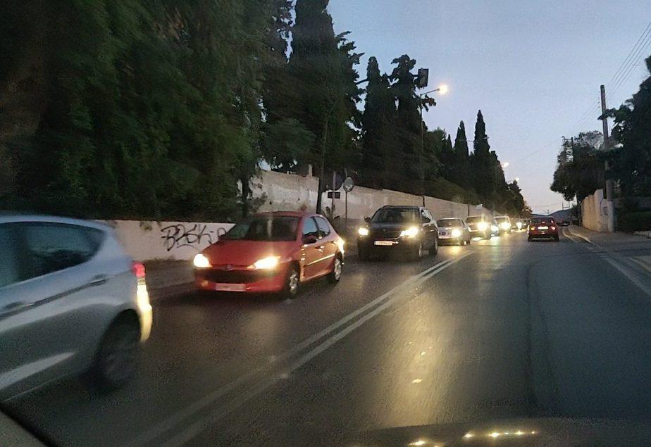 Κυκλοφοριακό έμφραγμα στην Κορινθία από τους ΡΟΜΑ