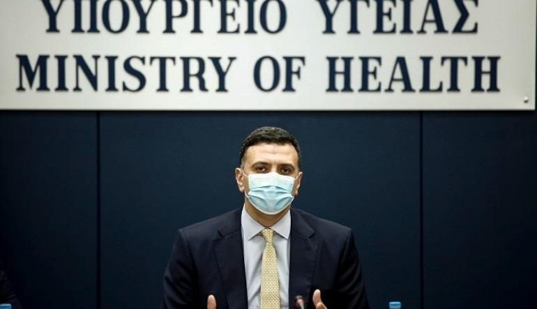 Κικίλιας: Στο 32% η θετικότητα στην Θεσσαλονίκη- 234 νέες ΜΕΘ μέχρι τέλος του χρόνου