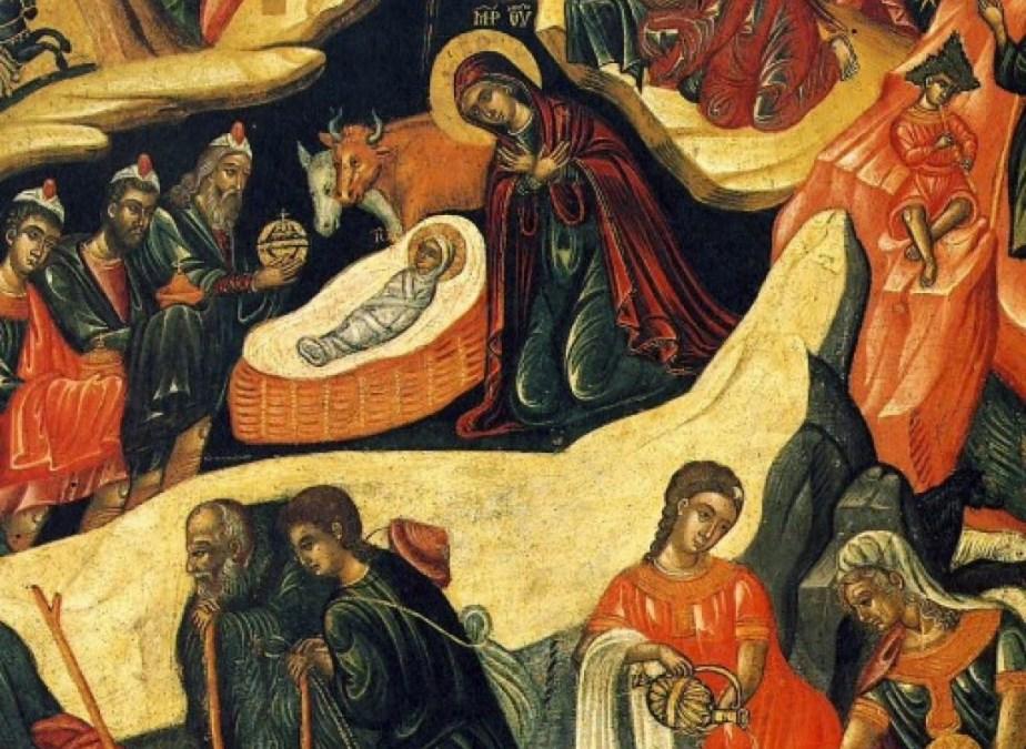 Ευχές Χριστουγέννων από τον Απ. Παπαφωτίου