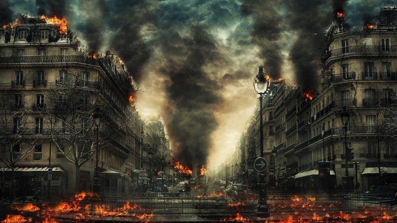 Δευτέρα έρχεται το τέλος του κόσμου