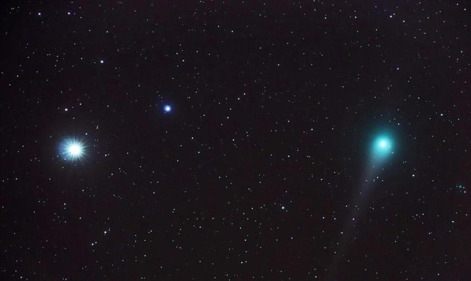 Το «αστέρι της Βηθλεέμ» ξανά στον ουρανό μετά από 800 χρόνια