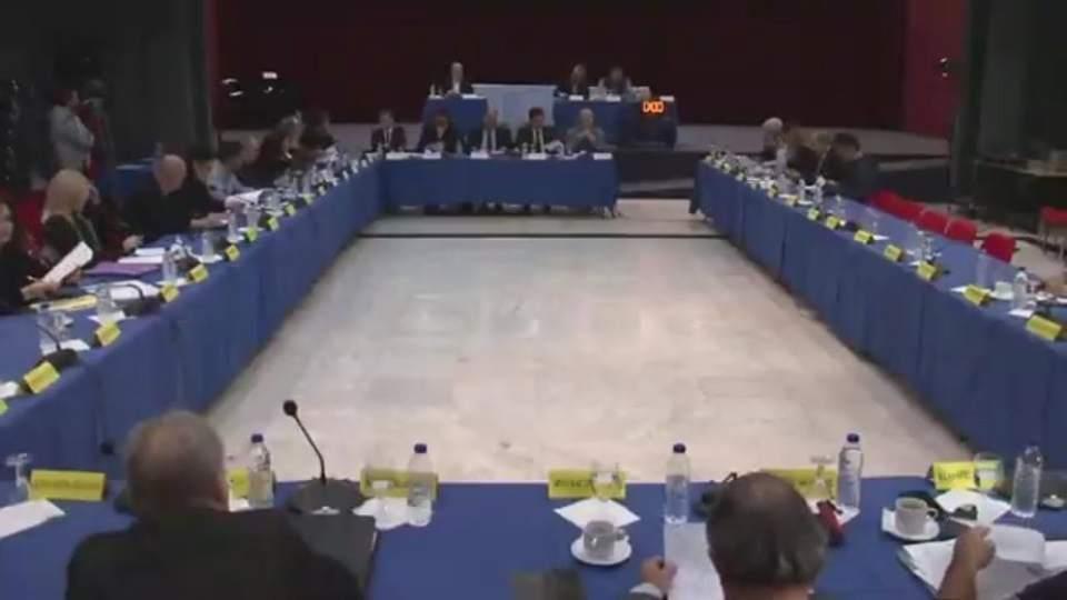 Δείτε ζωντανά τη 16η τακτική συνεδρίαση του Περιφερειακού Συμβουλίου Πελοποννήσου, 7 Δεκεμβρίου 2020