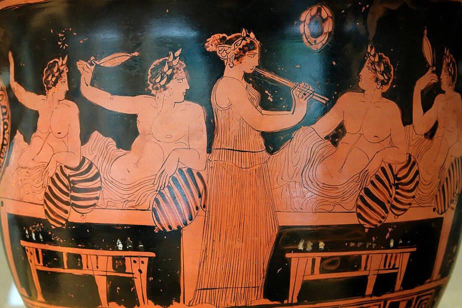 Τα συμπόσια των αρχαίων Ελλήνων: Άλλοθι για κραιπάλη ή μήπως κάτι περισσότερο;