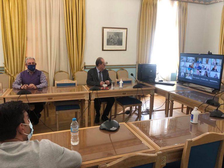 Ευρεία σύσκεψη για σύγκλιση στο οικονομικό, αναφορικά με την ΣΔΙΤ της διαχείρισης απορριμμάτων της Περιφέρειας Πελοποννήσου
