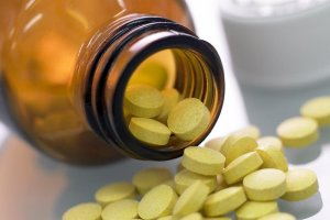 krzem w tabletkach