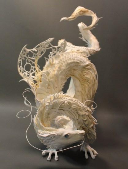 White Dragon by Ellen Jewett