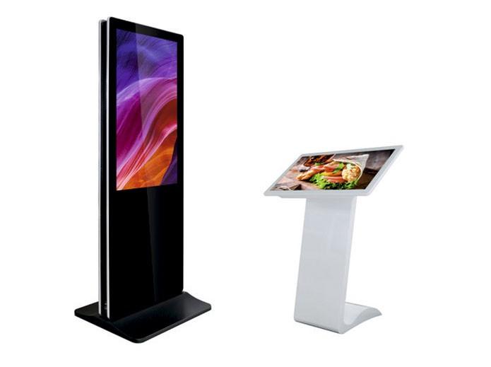 Информационные киоски и столы