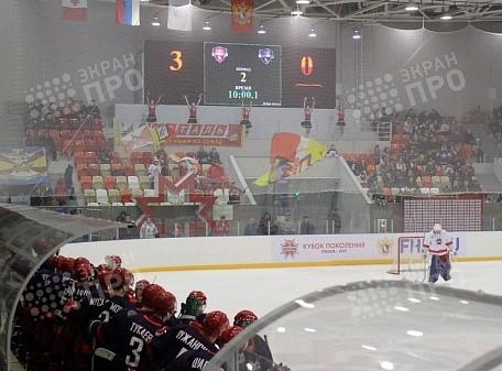 Экран для Ледовой арены