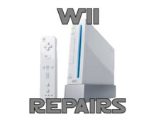 SAME DAY wii repair east kilbride