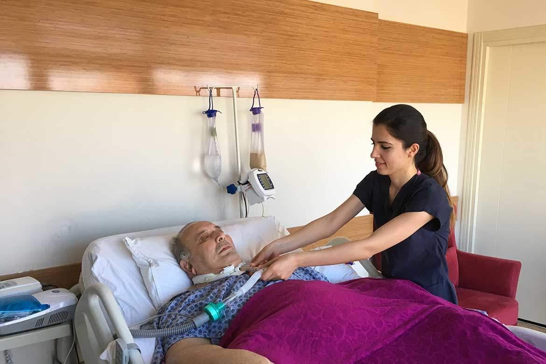 Trakeostomili Hasta Bakımı
