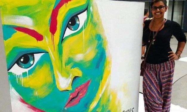 The Hustling Artist: Ruby Subramaniam