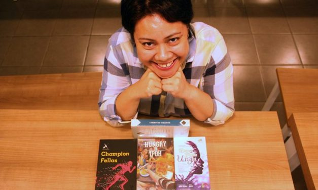 The Go Getter Of Malaysia's Literary Scene, Tina Isaacs