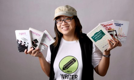 Gina Yap Lai Yoong the writer whisperer
