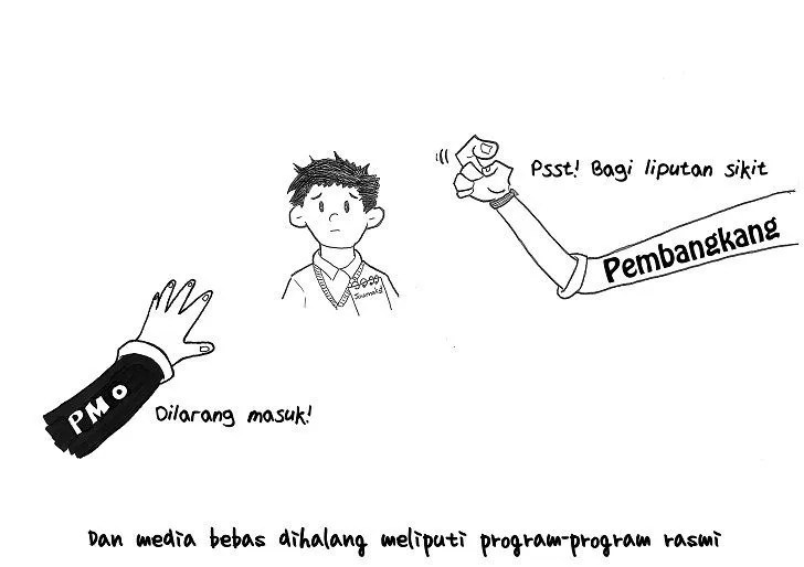 Among the many conundrum alternative media organisations such as Malaysiakini faces.