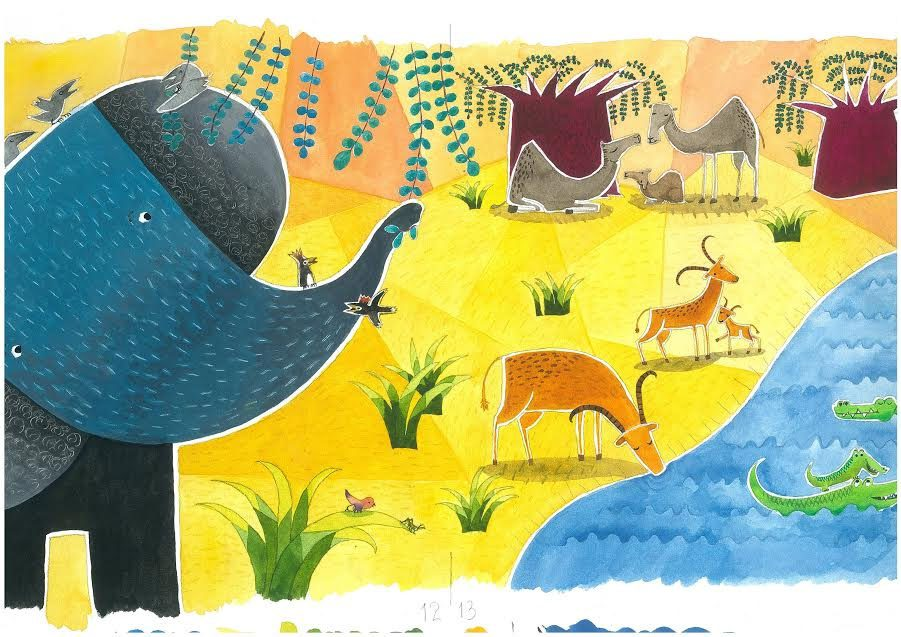 Award winning Malaysian children's book illustrators you got to check out