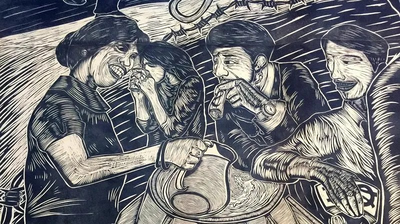 How sensitive is this banned artwork by Pangrok Sulap, really?