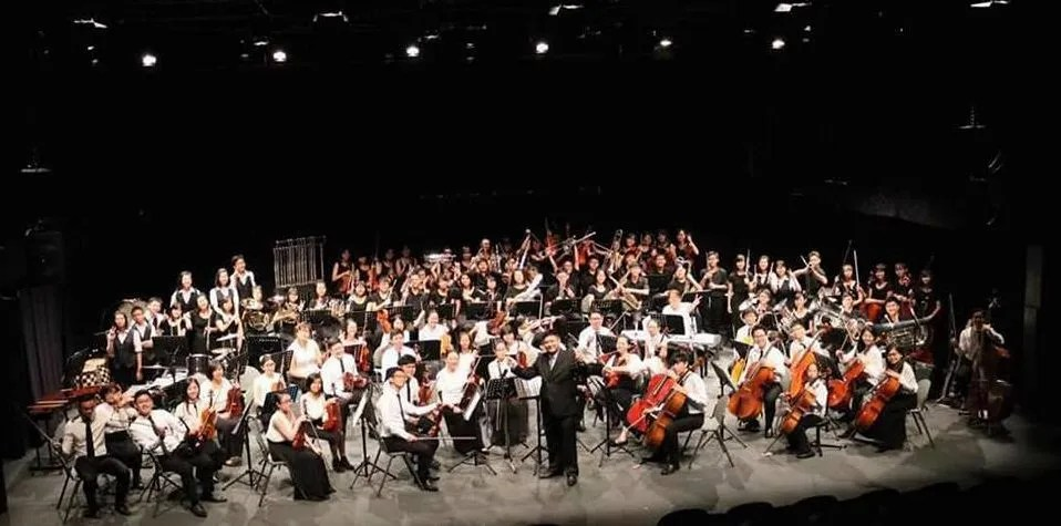 Introducing the pride of Seremban, the Chan Wa Concert Band