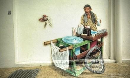 Cerpen | Semangkuk Cendol dan Melayu Twink Pandu Mercedes