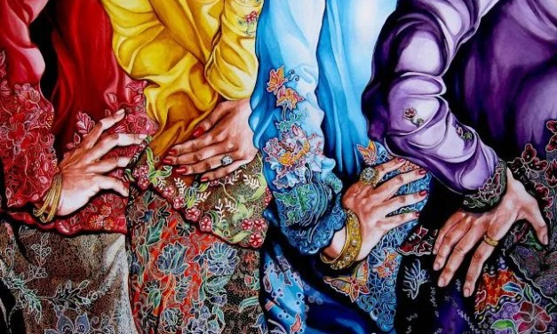 SHORT STORY | Being a Peranakan by Peter Soh