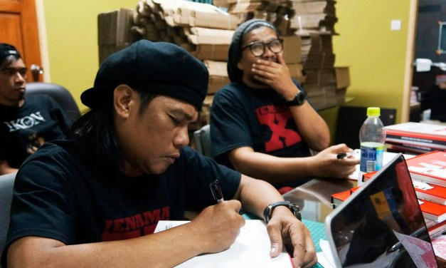 Cartoonist Lengkuas is no more