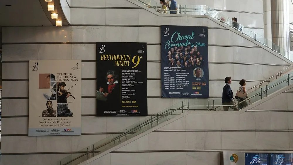 More music as the Malaysian Philharmonic Orchestra turns 20!
