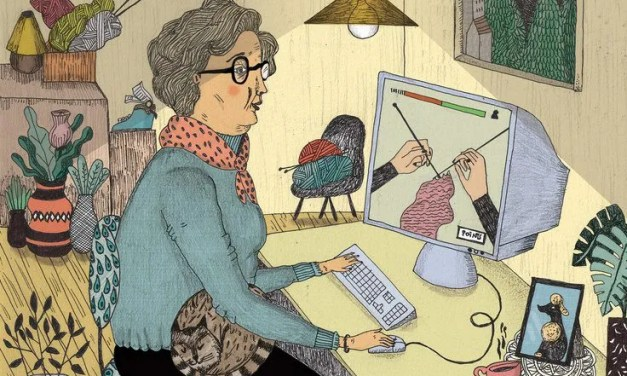 POETRY | Tech Savvy Grandma by Anuradha Chelliah
