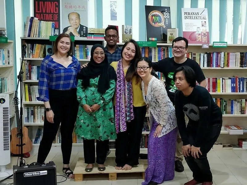 Gerakbudaya's Onde Onde brings more openness to an open mic