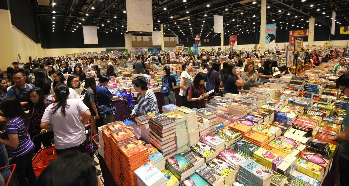 Malaysians among the world's biggest spenders when it comes to books