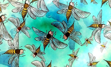 SHORT STORY | The Wondrous Science of Bees by Aizuddin H. Anuar