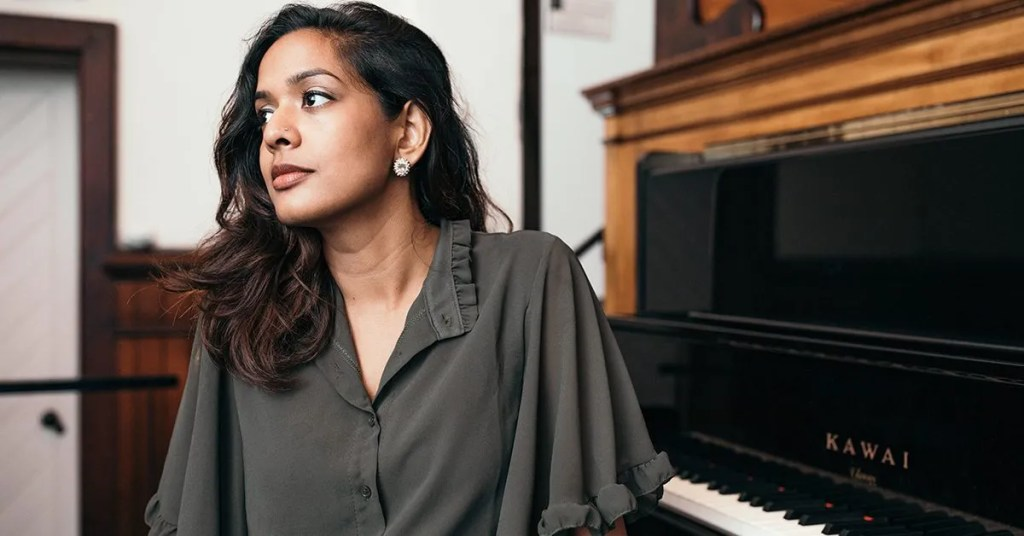 Meet Rachel Morais. She Began Playing The Piano When She Was 3.