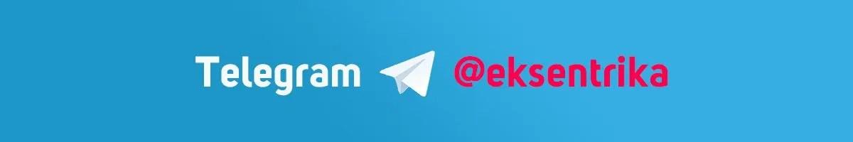 telegram eksentrika