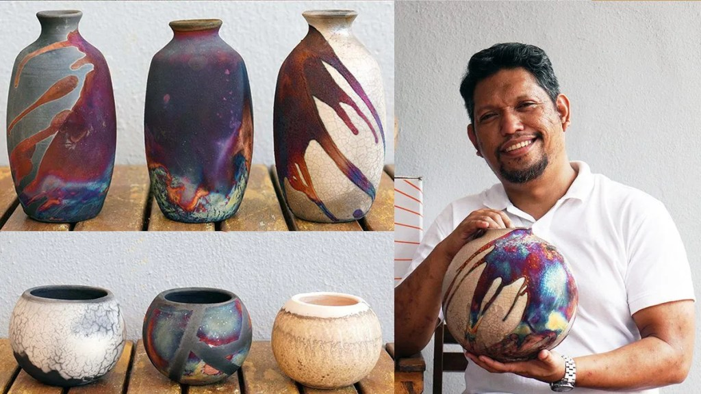 Here Are The 6 Types Of Raku Fired Ceramics Pottery Lovers Love
