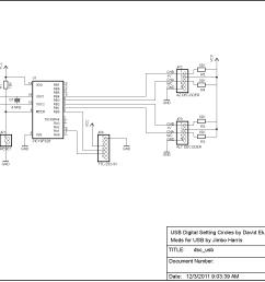 usb digital setting circles schematic [ 1480 x 1104 Pixel ]
