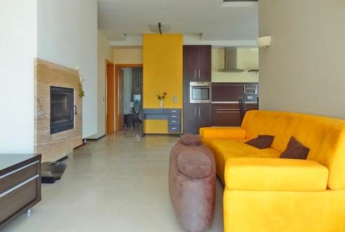luksusowe wnętrze apartamentu na sprzedaż w Ustroniu
