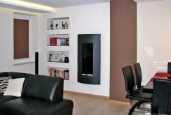 na zdjęciu luksusowe wnętrze apartamentu do sprzedaży w Lublinie