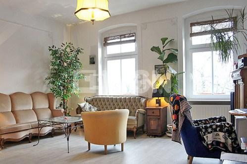 na zdjęciu luksusowe wnętrze apartamentu do wynajmu w Szczecinie