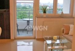 zdjęcie przedstawia salon w apartamencie w Katowicach do wynajmu