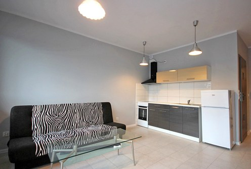 zdjęcie przedstawia wnętrze luksusowego apartamentu na wynajem w Szczecinie