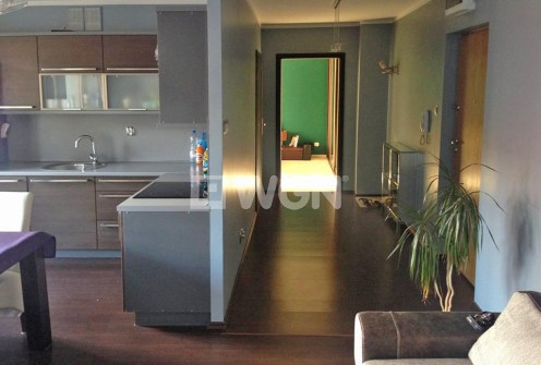 zdjęcie prezentuje ekskluzywne wnętrze luksusowego apartamentu do wynajęcia w Szczecinie