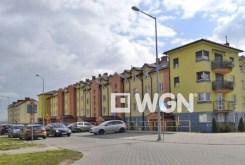 widok na osiedle w Legnicy, na którym zlokalizowany jest ekskluzywny apartament do sprzedaży