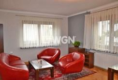 zdjęcie przedstawia ekskluzywny salon w apartamencie do wynajmu w Sosnowcu