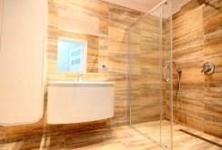 nowoczesna, ekskluzywna łazienka w apartamencie do wynajęcia w Szczecinie