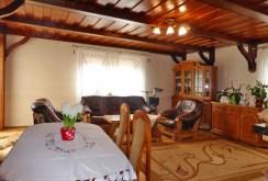 na zdjęciu jedno z luksusowych pomieszczeń w willi do sprzedaży w okolicy Malborka