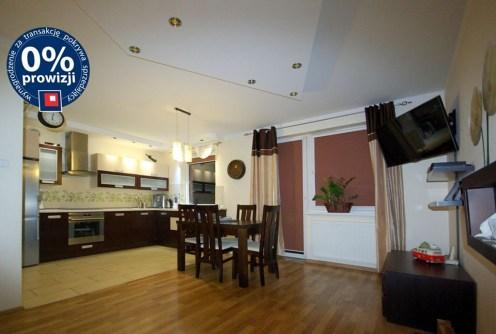 zdjęcie przedstawia luksusowe wnętrze apartamentu do sprzedaży w Lubinie