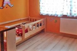 na zdjęciu pokój dziecięcy w apartamencie w okolicach Katowic na wynajem