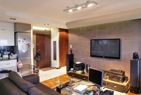 na zdjęciu ekskluzywne wnętrze luksusowego apartamentu do sprzedaży w Białymstoku